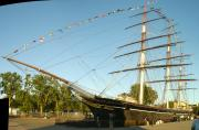 England/London with Pui/The Cutty Sark