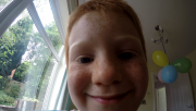 Michael/7 years old/mike go pro
