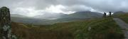 Mountain Biking/Wales/Snowdon/Bottom of Rangers Path