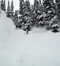 Snow Boarding/Whistler Blackcomb 2007/Pano - DSC00409 - 2126x2368 - SLIL - Blended Layer