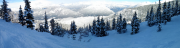 Snow Boarding/Whistler Blackcomb 2007/Pano - DSC00431 - 5000x1322 - SLIL - Blended Layer