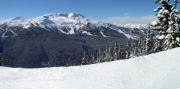 Snow Boarding/Whistler Blackcomb 2007/Pano - DSC00445 - 3707x1826 - SLIL - Blended Layer
