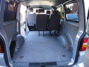 T5/The rear - as we bought the van