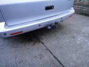 T5/TransporterLand fitted rear sensors - at least they work...