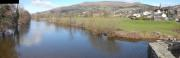 Wales/Crickhowell/View from Crickhowell Bridge