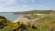Wales/Three Cliffs Bay/DSC00986